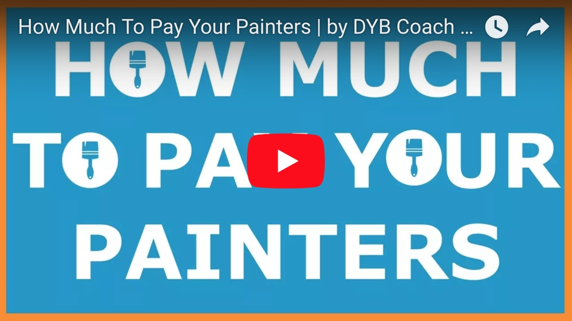 Painting business, marketing